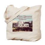 Mount Lowe Observatory Tote Bag