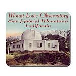 Mount Lowe Observatory Mousepad