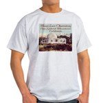 Mount Lowe Observatory Light T-Shirt