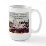 Mount Lowe Observatory Large Mug