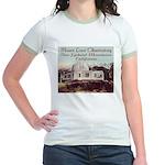 Mount Lowe Observatory Jr. Ringer T-Shirt