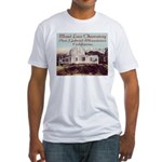 Mount Lowe Observatory Fitted T-Shirt