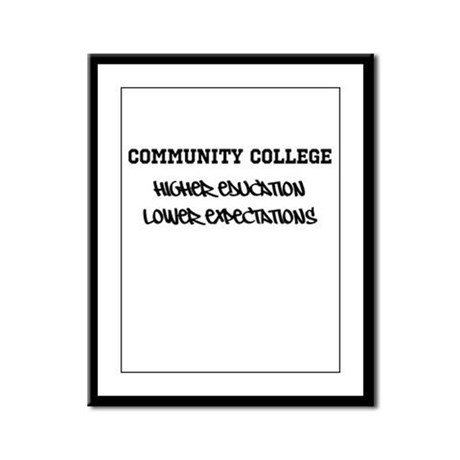 Community Framed Panel Print