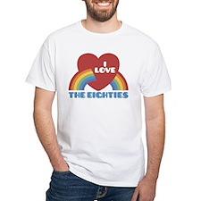 I Love Eighties Shirt