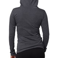On Rocks Glass Women's Raglan Hoodie