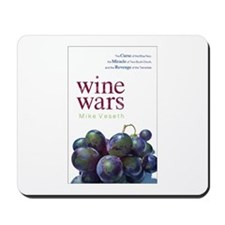 Cute Wine wars Mousepad