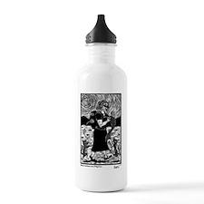 Knitting Pilgrim Water Bottle