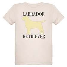 Yellow Labrador Retriever T-Shirt