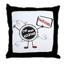 Twilight Eclipse Throw Pillow