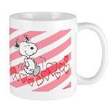 Running for Love Coffee Mug