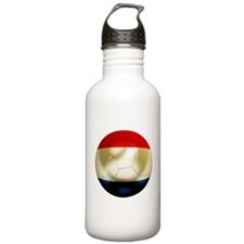 Netherlands Football Water Bottle