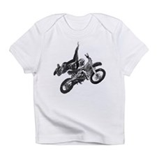 Freestyling in Black & White Infant T-Shirt