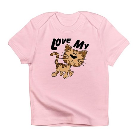 Love My Cat Infant T-Shirt