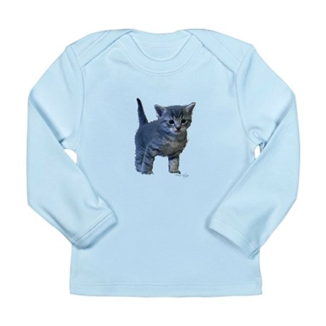 Kitten Long Sleeve Infant T-Shirt