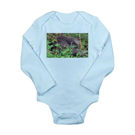 Honeysuckle Nap Long Sleeve Infant Bodysuit