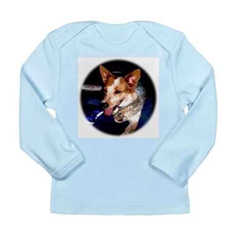 Red Heeler Long Sleeve Infant T-Shirt