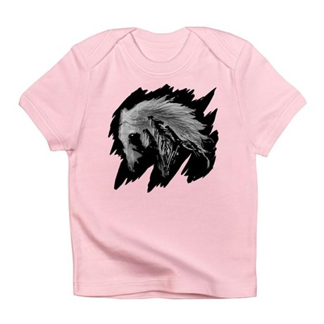 Horse Sketch Infant T-Shirt