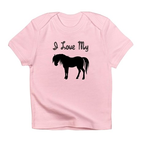 Love My Pony Infant T-Shirt
