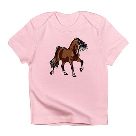 Spirited Horse Infant T-Shirt