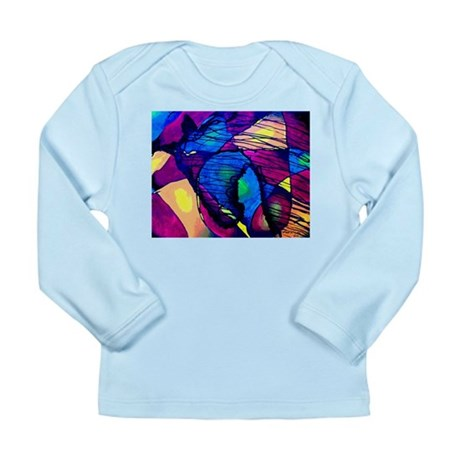 Horse Spirit Long Sleeve Infant T-Shirt
