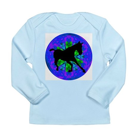 Kaleidoscope Colt Long Sleeve Infant T-Shirt