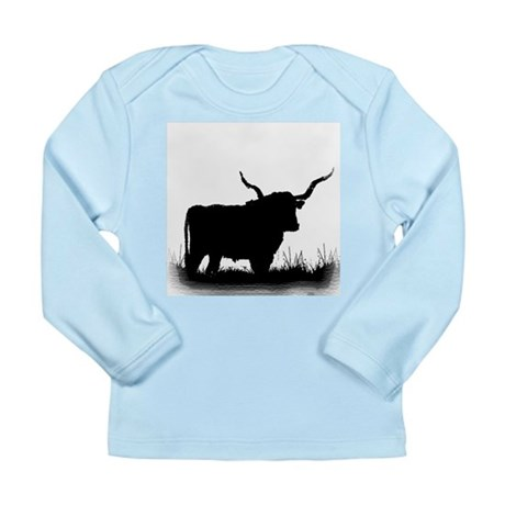 Longhorn Long Sleeve Infant T-Shirt