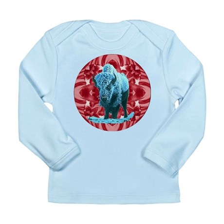 Buffalo Long Sleeve Infant T-Shirt