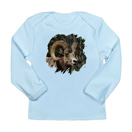Bighorn Sheep - Ram Long Sleeve Infant T-Shirt