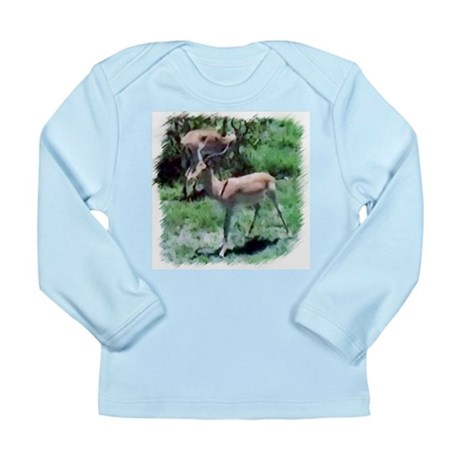 Gazelle Long Sleeve Infant T-Shirt