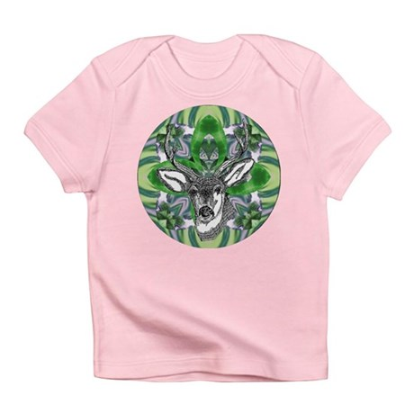 Kaliedoscope Deer Infant T-Shirt