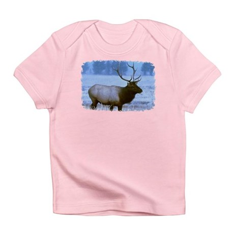 Bull Elk Infant T-Shirt