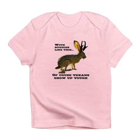 Texas Jackalope Infant T-Shirt