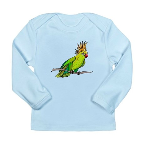 Cockatoo Long Sleeve Infant T-Shirt