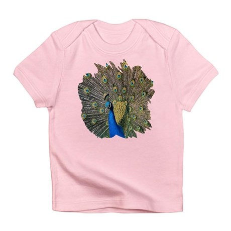 Peacock Infant T-Shirt