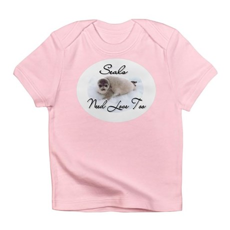 Seals Need Love Infant T-Shirt