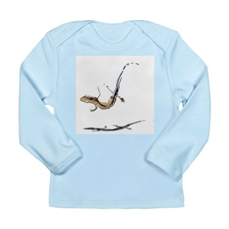Gecko Long Sleeve Infant T-Shirt