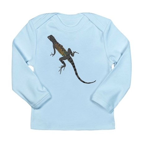 Lizard Long Sleeve Infant T-Shirt