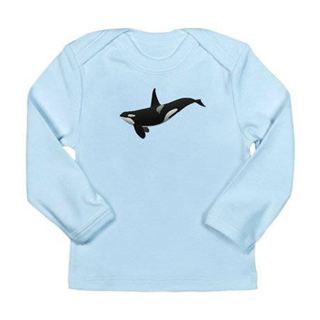 Orca Long Sleeve Infant T-Shirt