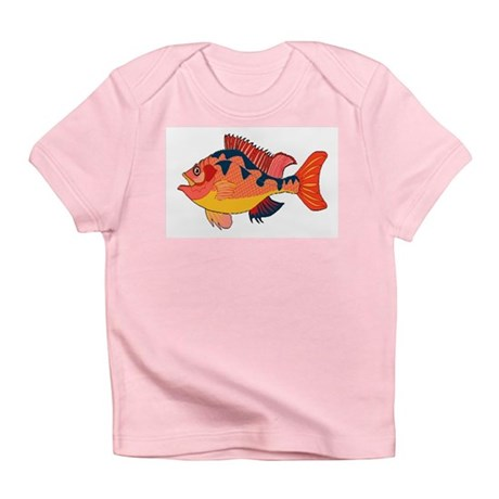 Colorful Fish Infant T-Shirt