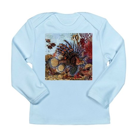 Ocean Window Long Sleeve Infant T-Shirt