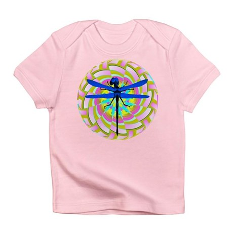 Kaleidoscope Dragonfly Infant T-Shirt