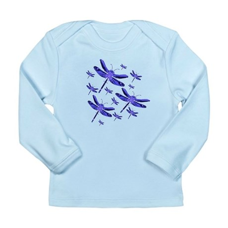 Dragonflies Long Sleeve Infant T-Shirt