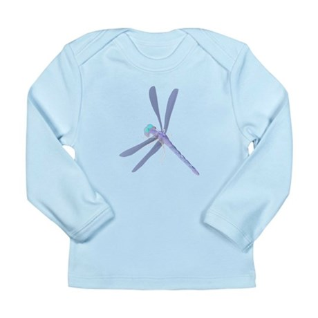 Dragonfly Long Sleeve Infant T-Shirt