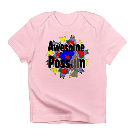 Awesome Possum Kaleidoscope Infant T-Shirt