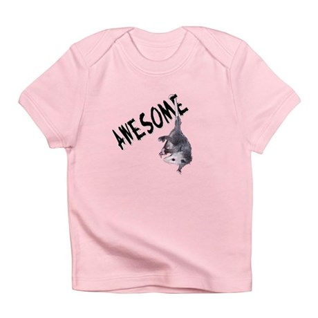 Awesome Possum Infant T-Shirt