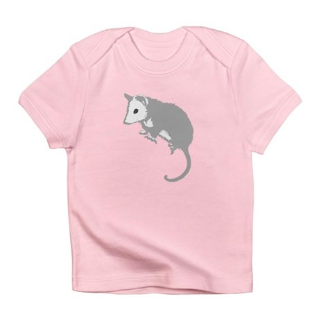 Possum Silhouette Infant T-Shirt