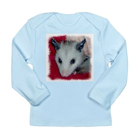 Little Possum Long Sleeve Infant T-Shirt