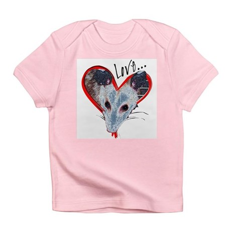 Possum Love Infant T-Shirt