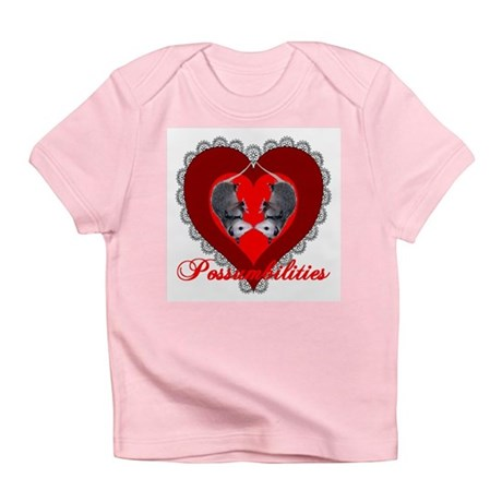 Possumbilities Valentines Day Infant T-Shirt