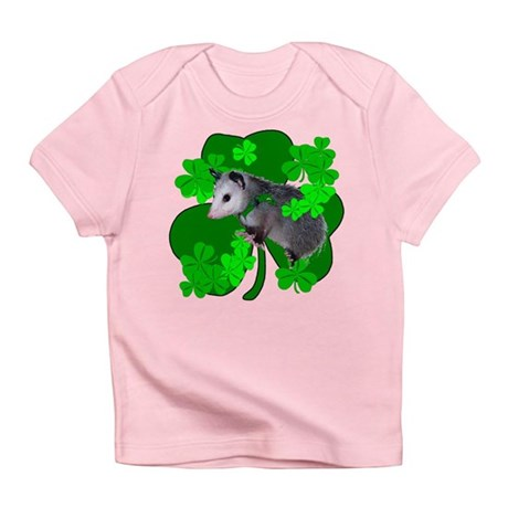 Lucky Irish Possum Infant T-Shirt